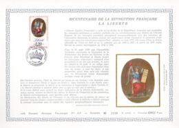 Document Artistique Philatélique Cérès N° 856 (YT N° 2573): RARE !!! - Documents De La Poste