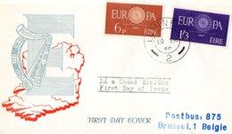 Europa 1960 - FDC