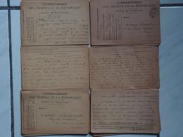 35 Cartes écrites Par La Personne à Sa Fille Et à Sa Femme - 1914-18