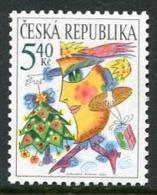 CZECH REPUBLIC 2001 Christmas  MNH / **.  Michel 311 - Czech Republic