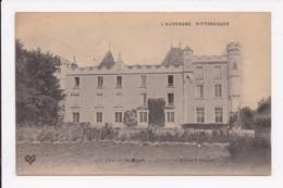 CP 63 RIOM Env. Chateau De Pessat Villeneuve - Riom