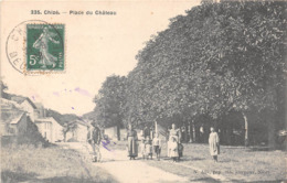 CHIZE - Place Du Château - Sonstige Gemeinden