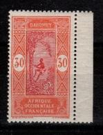 Dahomey YV 64 N* (trace) Cote 3,50 Euros - Nuovi