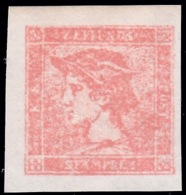 Lombardo Veneto: Francobollo Per Giornali Lire 1,50 Rosa Smorto - 1851 - Lombardo-Veneto
