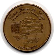 Saint Jean De Luz - 64 : La Maison De L'Infante (Token) - Touristiques