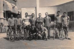 """08790 """"G.(RUPPO) S.(PORTIVO) O.T.O. MELARA"""" ANIMATA. FOTO ORIG. - Ciclismo"""