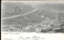 Longwy  Côte  Aux Poulets    CPA  1901 Affranchissement Philatélique - Longwy