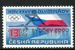CZECH REPUBLIC 2000 Olympic Games MNH / **.  Michel 267 - Tschechische Republik