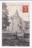 CP 56 QUESTEMBERT Chateau De Keravenan Façade Sud - France