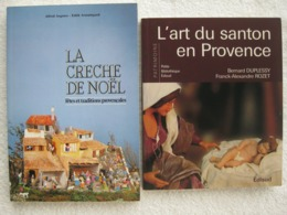 Santons De Provence - EO 1988 2008 – Peu Courant - Provence - Alpes-du-Sud