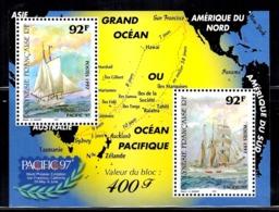 Polynésie Bloc-feuillet YT N° 22 Neuf ** MNH. TB. A Saisir! - Blocks & Sheetlets