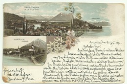 Thoune 1896-97. - BE Berne