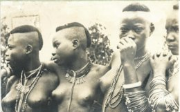1193. Ruanda-Urundi - Jeune Filles Indigenes - Ruanda-Urundi