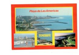 Cpm ESPAGNE - TENERIFE - Playa De Las Americas - Jeu D'échecs - - Tenerife