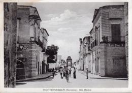 Taranto - Montemesola - Via Roma - Fg - Taranto