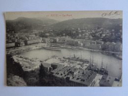 Nice - Le Port - Transport Maritime - Port