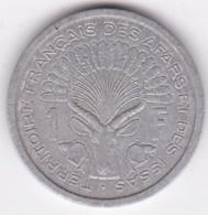 TERRITOIRE FRANCAIS DES AFARS ET DES ISSAS. 1 FRANC 1971. Aluminium - Djibouti