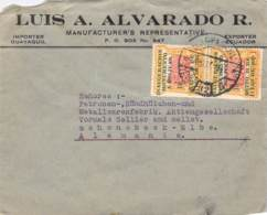Cover Guayaquil  > Schönebeck / Elbe 193? - Ecuador
