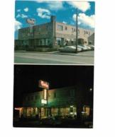 HAMILTON, Ontario, Canada, Split-View Of Derby Hotel & Tavern, Old Chrome Postcard, Wentworth County - Hamilton