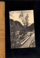 MONTRIOND Haute Savoie 74 : La Vallée Du Lac De Montriond Et Le Roc D'Enfer - Otros Municipios