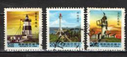 TAIWAN - 1991 - Lighthouses - USATI - 1945-... Repubblica Di Cina