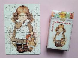 Sarah Kay - Mini Puzzle 54 Stukken - Schmid Valentine Publishing N°93290 - Puzzles