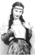 Florence Marly  PHOTO POSTCARD - Mujeres Famosas