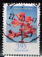 Bund 2014, Michel# 3117 O Blumen: Purpurglöckchen - Usati