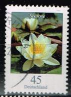 Bund 2017, Michel# 3303o Blumen: Seerose - [7] République Fédérale