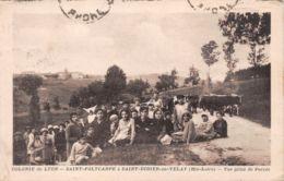 43-SAINT DIDIER EN VELAY-N°T2556-C/0369 - Saint Didier En Velay