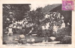 43-SAINT DIDIER EN VELAY-N°T2556-C/0385 - Saint Didier En Velay