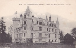 LES TROIS MOUTIERS - Château De La Motte-Chandenier - Francia