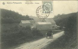 Sautour-Philippeville  Vue Du Moulin Ferauge - Philippeville