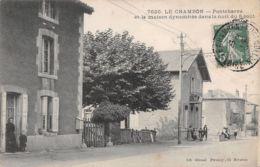 42-LE CHAMBON FEUGEROLLES-N°T2556-E/0203 - Le Chambon Feugerolles