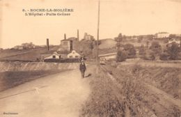 42-ROCHE LA MOLIERE-N°T2556-E/0229 - Rochetaillee