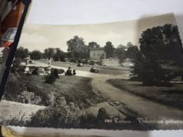 TORINO -PARCO VALENTINO  AUTO CAR FAIT TOPOLINO VB1954 HH2054 - Parcs & Jardins