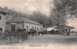 42-MONTROND-N°T2556-F/0291 - France