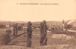 42-ROCHE LA MOLIERE-N°T2556-F/0351 - Rochetaillee