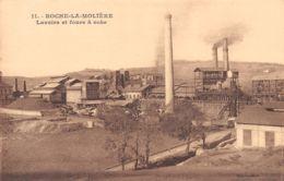 42-ROCHE LA MOLIERE-N°T2556-F/0373 - Rochetaillee