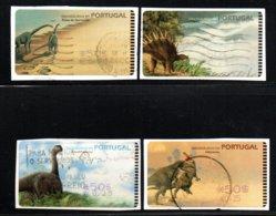 Portugal 1999 ATM-FRAMA - Dinossarios Em Portugal - 0.50 $ - ATM/Frama Labels