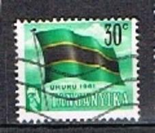 Tanganyika Drapeau N°44 - Timbres
