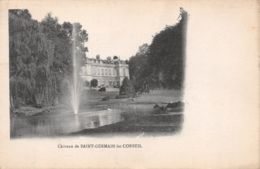 91-SAINT GERMAIN LEZ CORBEIL-N°T2558-A/0119 - Autres Communes