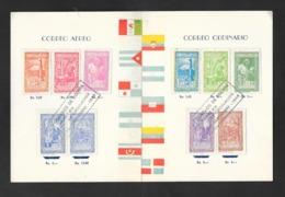 BOLIVIA COMMEMORACION DEL III° CONGRESO INTERAMERICANO DE EDUCACION CATOLICA 1948 - Bolivia