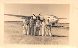 """08798 """"AEROPORTO DELL'ASMARA - ERITREA - FAIRCHILD C-119 FLYING BOXCARD - ANNI '50 XX SECOLO"""" ANIMATA FOTO ORIG. - Aviazione"""