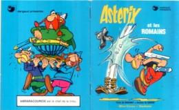 Mini Livre HACHETTE ASTERIX Et Les ROMAINS 1977 - Astérix