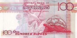 SEYCHELLES P. 40c 100 R 2008 UNC - Seychelles