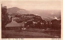 SOUCLIN (Ain) - La Vallée Du Rhône - Autres Communes
