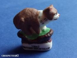 Fèves Fève Les Chats De Race Chat  British Shorthair*322* - Animals