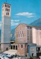 Cartolina Di Bolzano - Chiesa Regina Pacis - Bolzano
