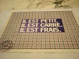 ANCIENNE  PUBLICITE  GERVAIS GRAND PRIX DE L AFFICHAGE  1978 - Manifesti